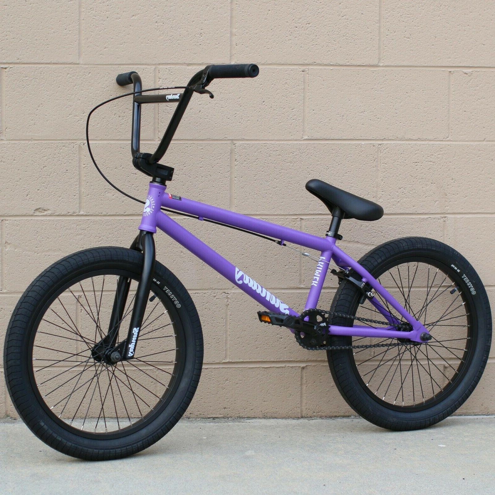 2019 bike bmx primer 20 bicycle matte