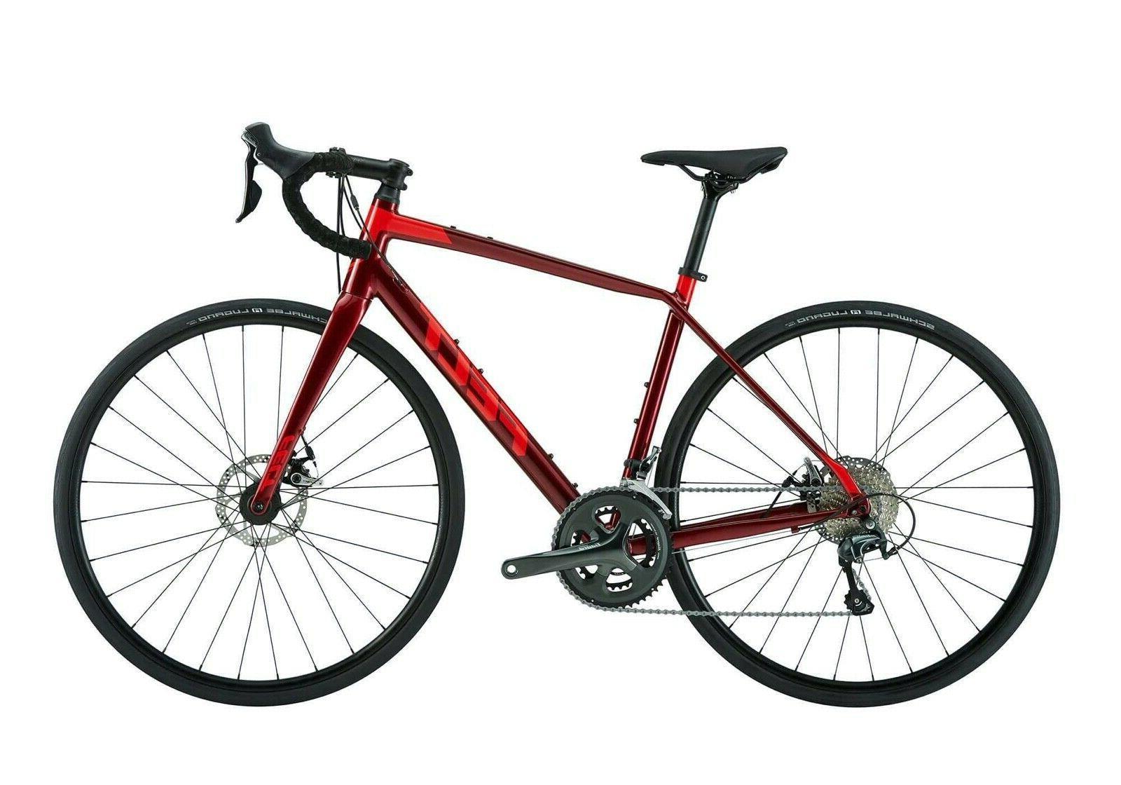 2020 Felt VR40 Men's Road Bike Crimson