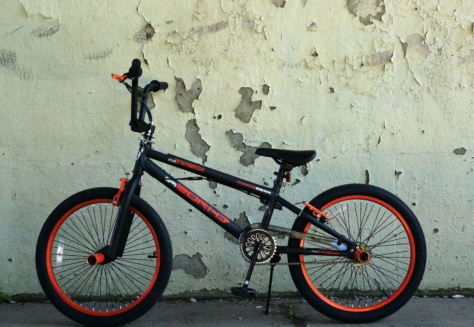 20in Kent Trick Bike 20 Inch BMX Freestyle Front Rear Brakes