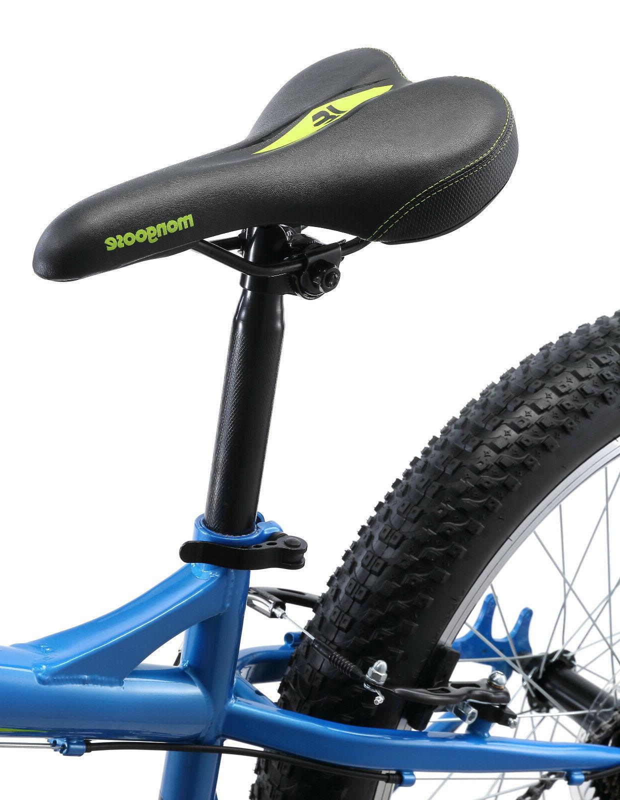 "Mongoose 24"" Bering Boys Mountain"