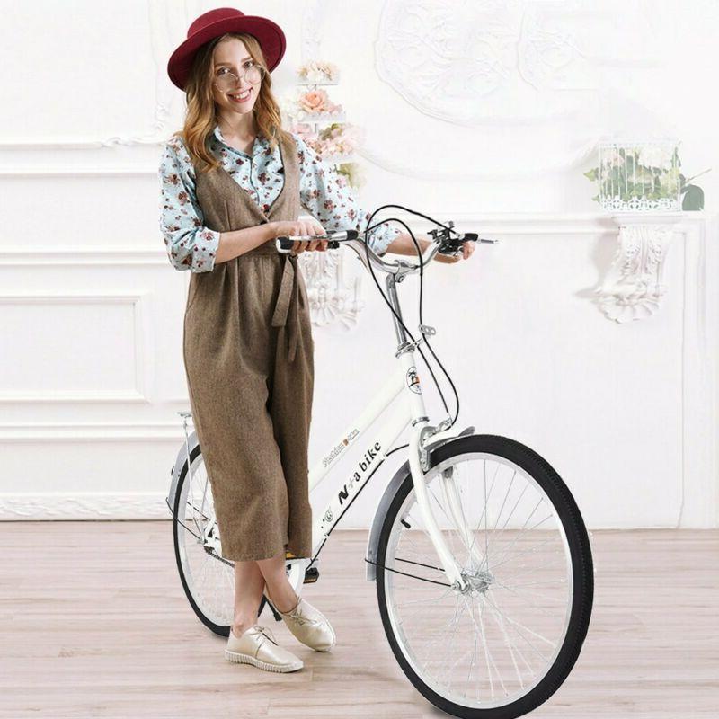"🔥 Fashion Bike Kent 24"" Bayside Women's Mountain Bike - W"