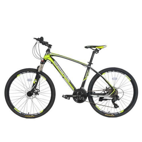"26"" Bike Disc Brakes Bikes Bicycle MTB"