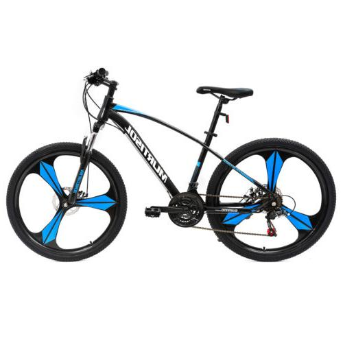 "26"" Wheel Bike 21 Front Suspension"
