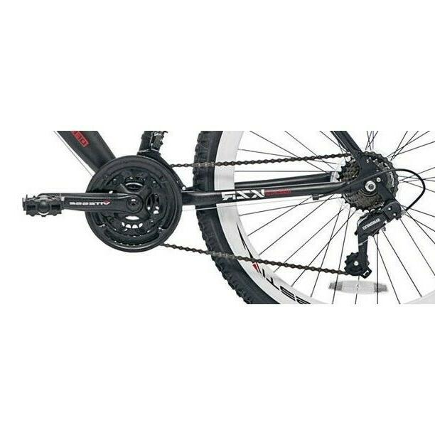 Front Suspension Mountain Bicycle