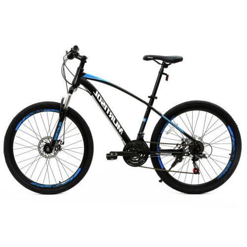 26 mountain bike bicycle with steel frame