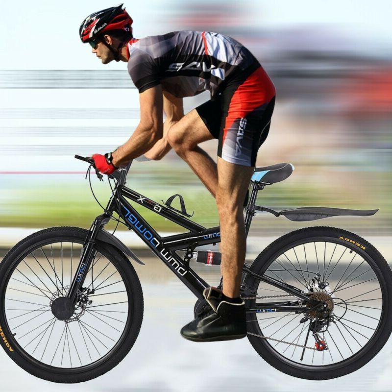 26in Shimanos Mountain Bike Suspension U