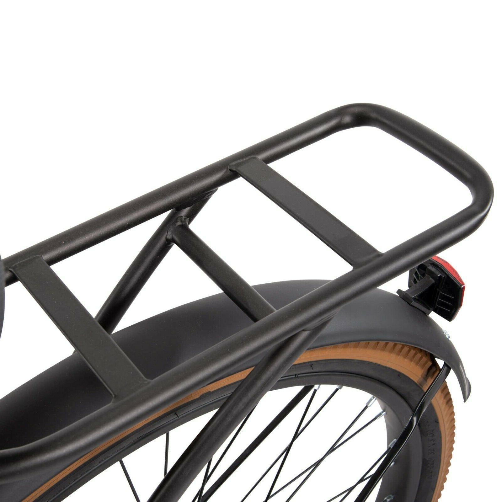 Huffy 56589P7 Nel Lusso 26 inch Vintage Mens Cruiser Bike -