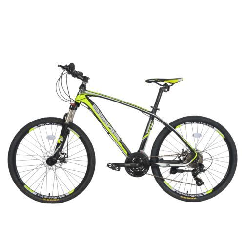 26 suspension mountain bike aluminum 24 speed