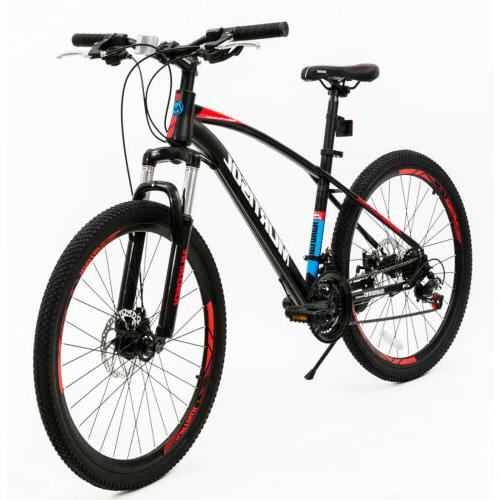 """26"""" Mountain Bike Bicycle with Speed Suspension"""