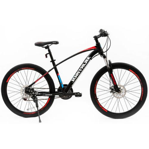 """27.5"""" Front Suspension Bicycle Aluminum Mountain Bike 21 Spe"""