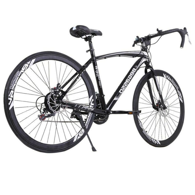 Road Bike Shimano 21 Speed Update Bicycle
