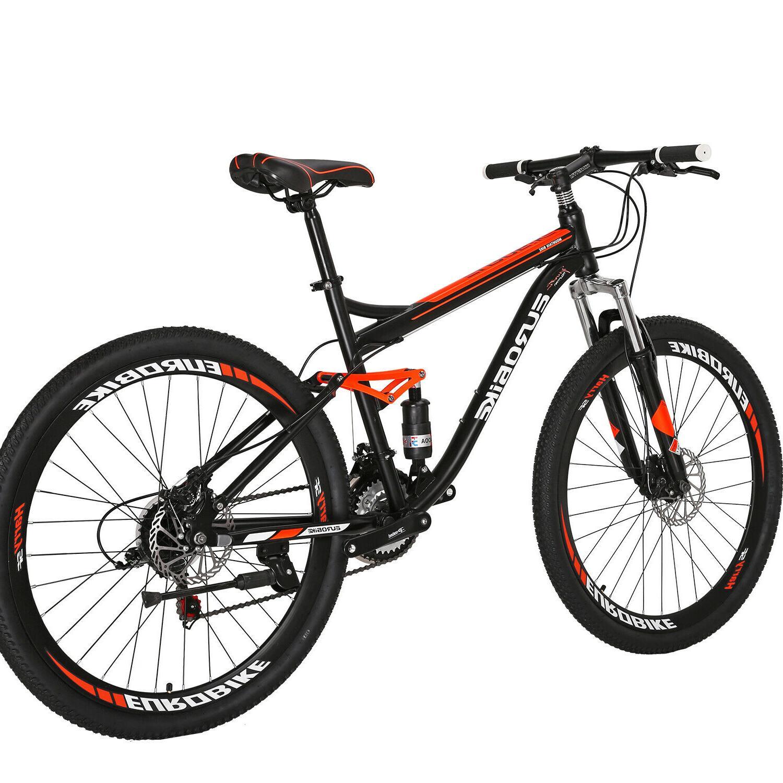 """27.5"""" Suspension Bike Speed Mens Bikes"""