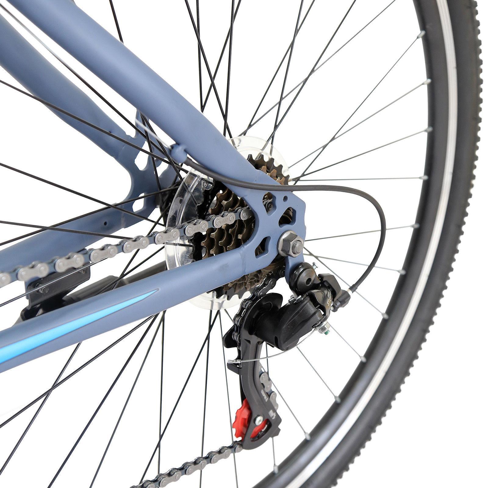 """27.5"""" Men's Mountain Shimano 21 Speed Brake Bicycle"""