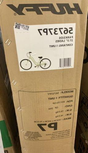 Huffy Comfort Bike Perfect Fit Frame, Mint