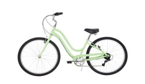 Huffy Comfort Bike with Perfect Fit Mint
