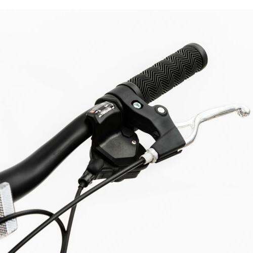 "27.5"" Red Aluminum Mountain Bike Brakes Suspension"