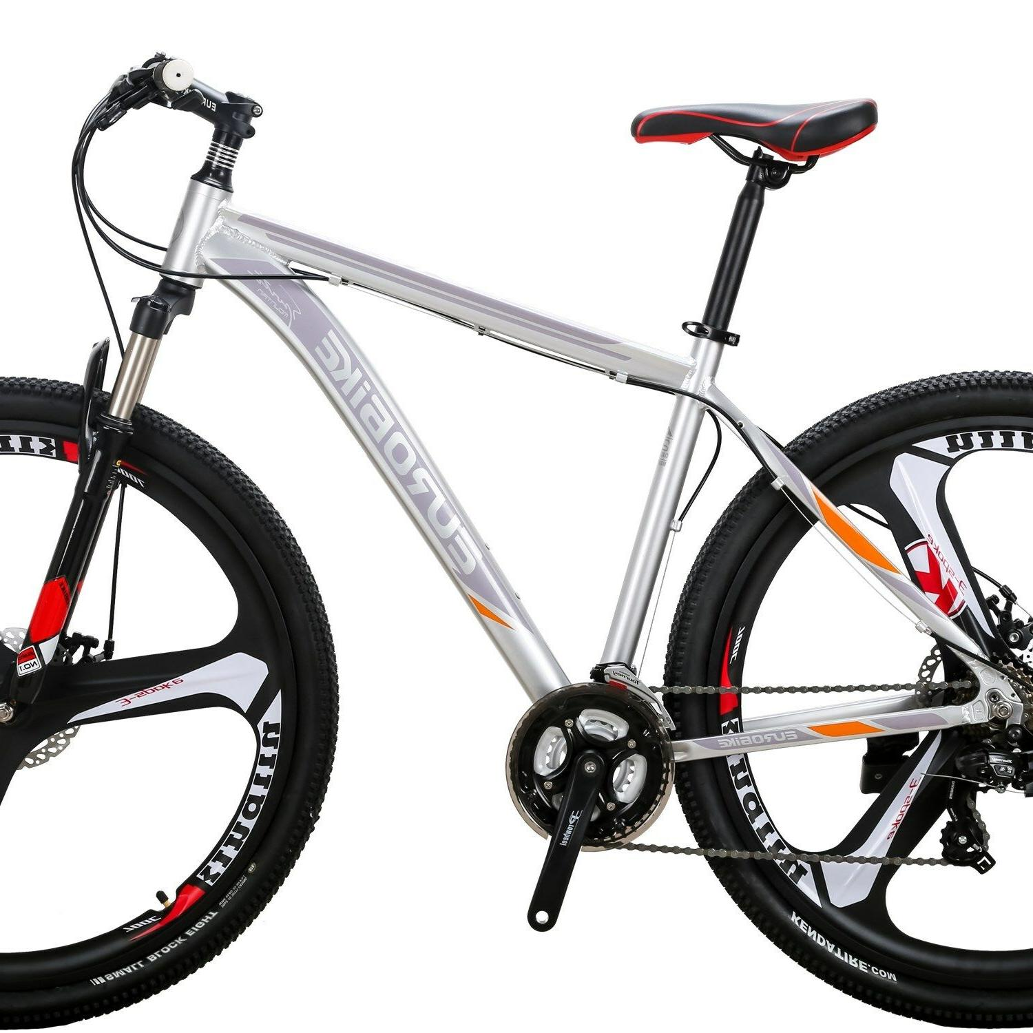 "29"" Mountain Disc Brakes Mens 21"