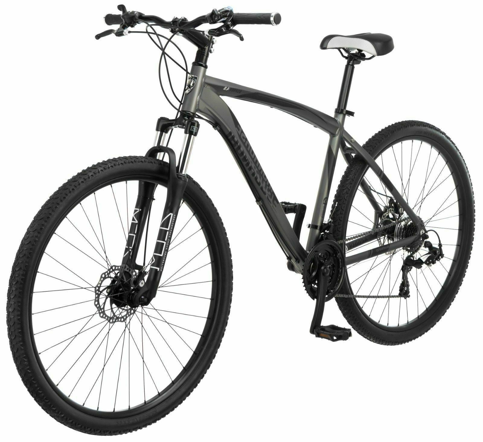 29 men s osprey mountain bike grey