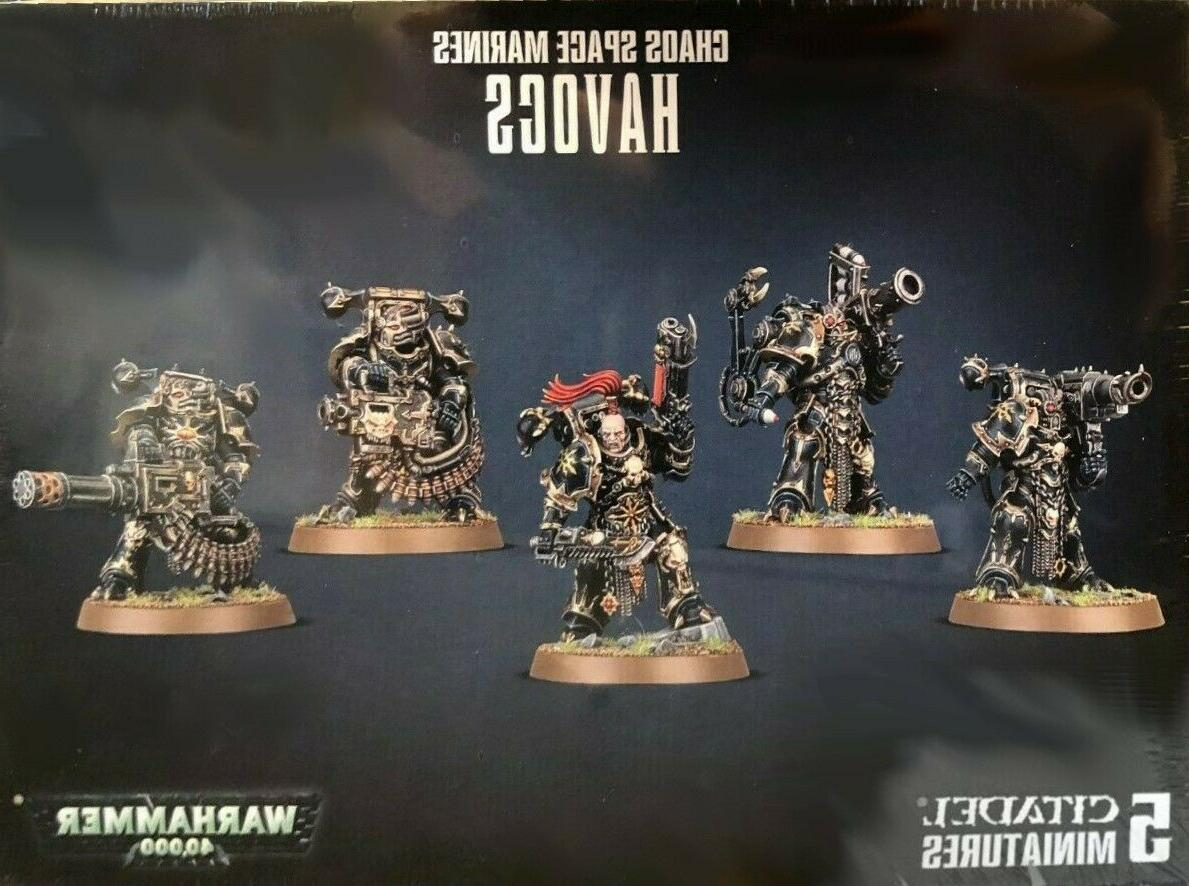 40K Chaos Space Cultists