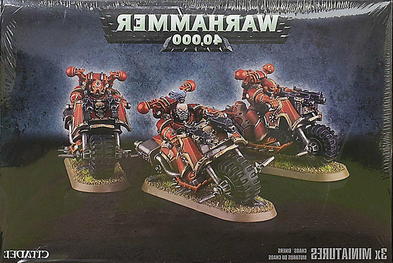 40K Cultists Havocs Terminators