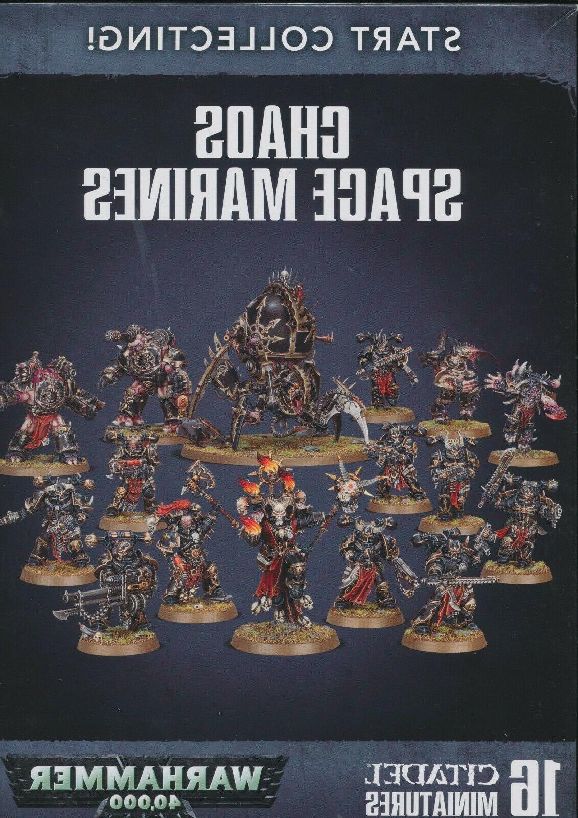 40K Cultists Havocs Berzerkers Terminators
