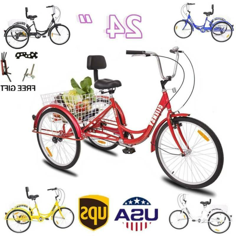 adult 7 speed adult 24 3 wheel