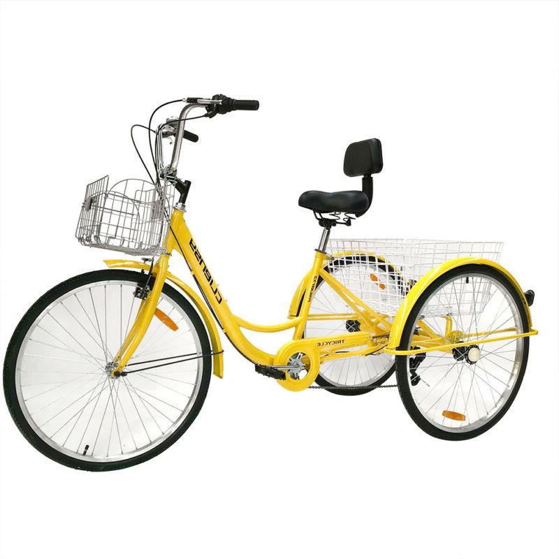 7-Speed Adult Tricycle Bike Cruise
