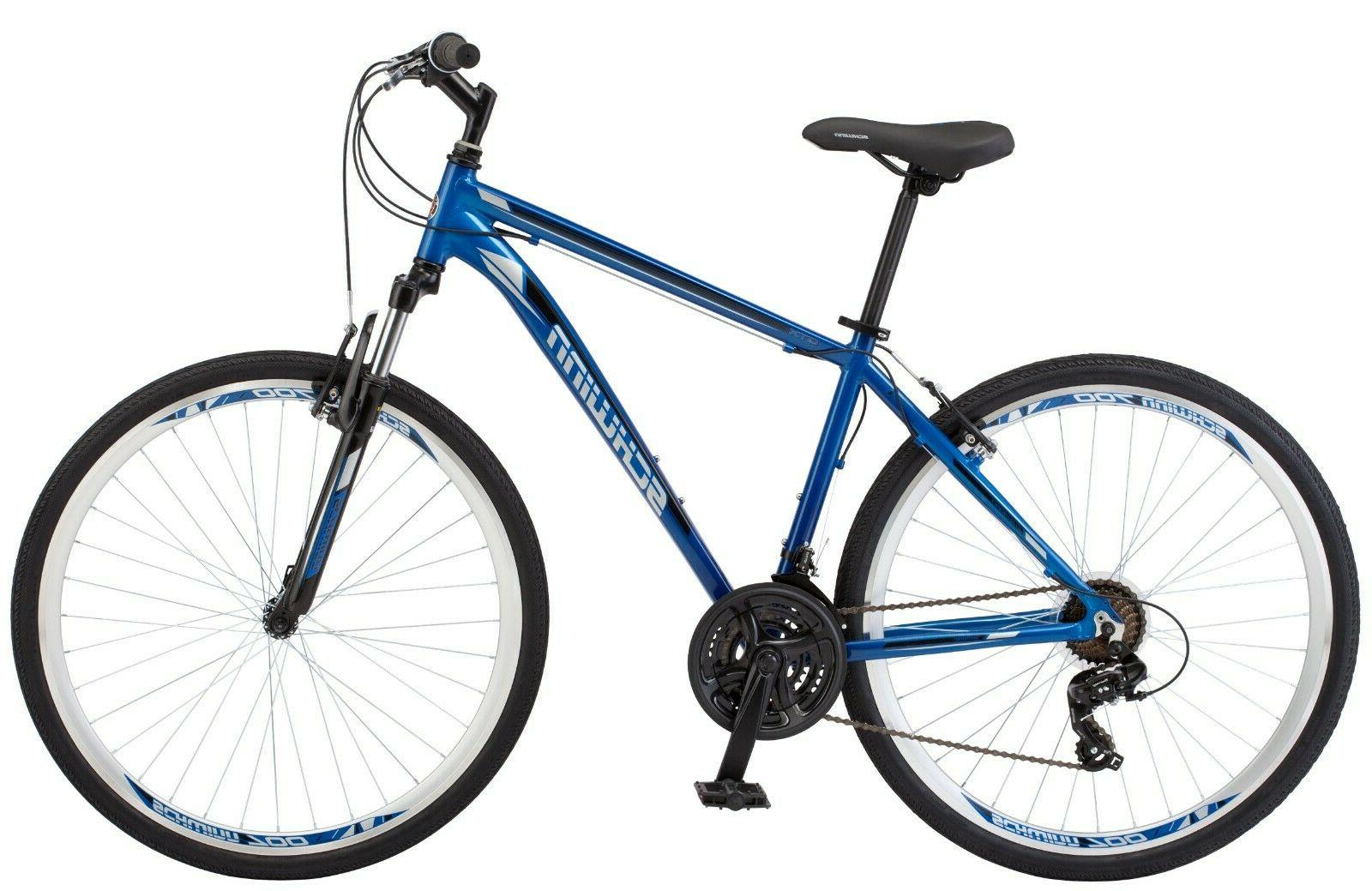 Schwinn 21-Speed 1 Bicycle Hybrid Sports