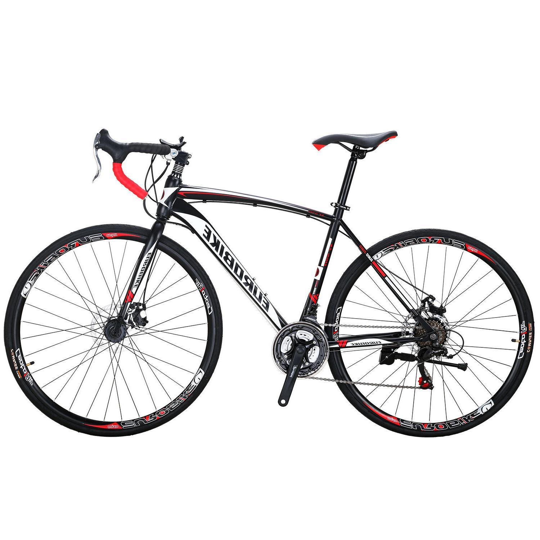 700C Road Bike 21 Speed Disc Brakes Complete