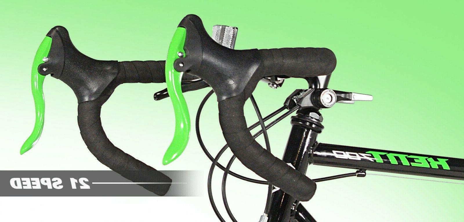 Kent 21-speed drivetrain Steel frame Bike