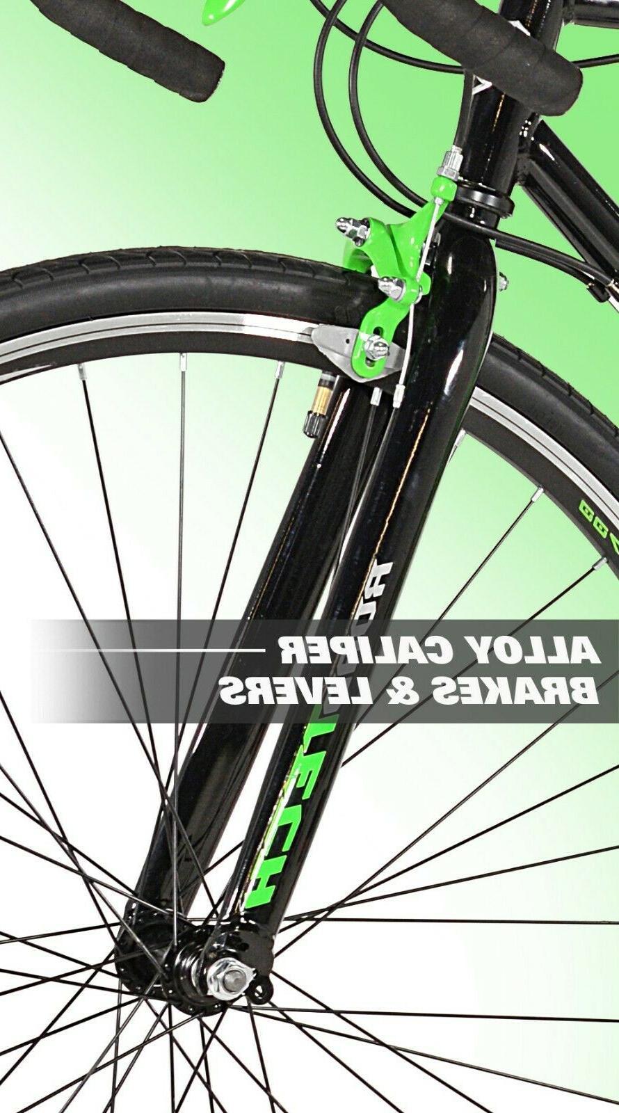 Kent 700c drivetrain Bike Bicycle