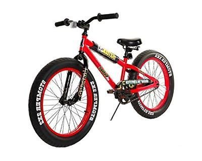 Dynacraft 8107-57TJD Boys 20-Inch Sixteen20 Krusher Bike, Re