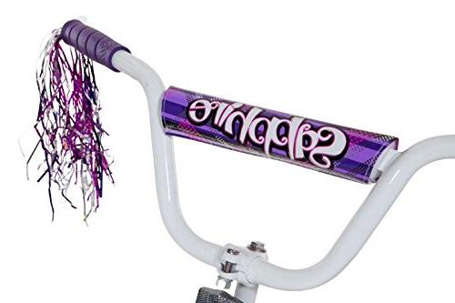 "Dynacraft Magna Bike, Pink, 20"""
