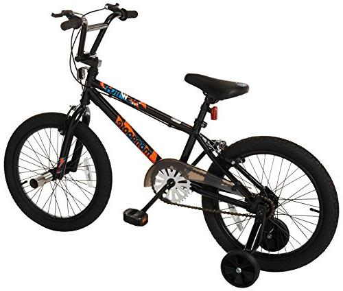Mongoose Switch Freestyle BMX Bike with Wheels,