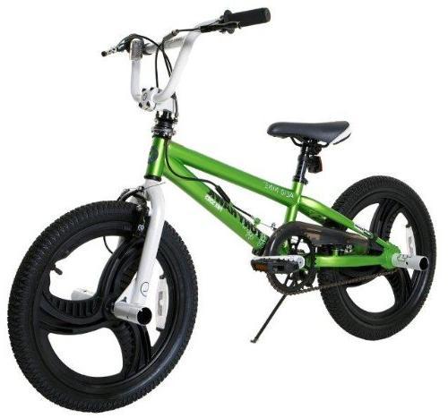 Tony Hawk Boy's Nine Bike, Green, 18-Inch