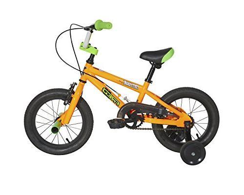 "Tony Hawk Boys Fred Bike, Orange/Green/Black, 14"""