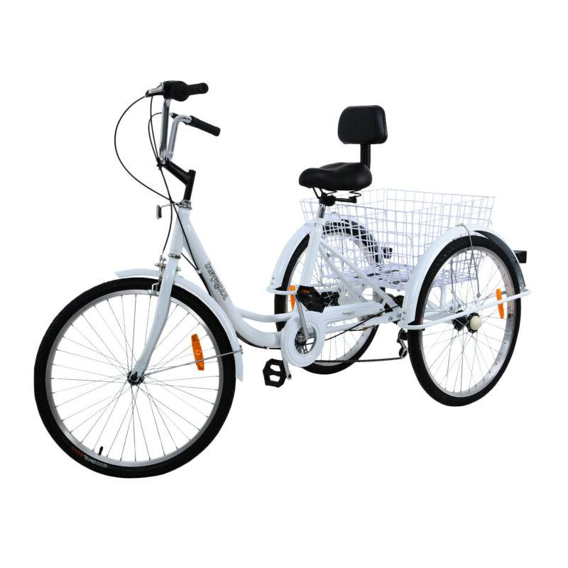 Adult Trike Bicycle Tricycle