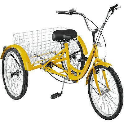 "Adult 26"" Shimano 7-Speed Bicycle Bike"