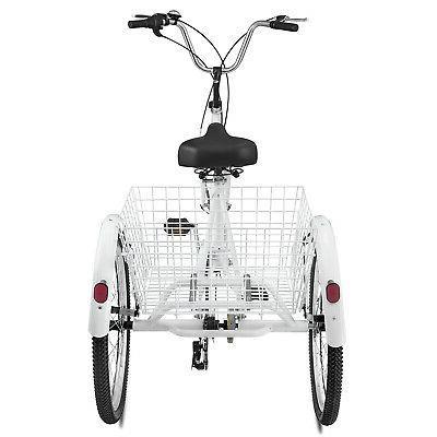 """Adult 24"""" Bicycle Tricycle V-brake"""