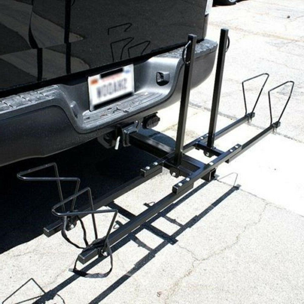 2 Hitch Receiver Heavy 2'' Mount Rack Truck SUV