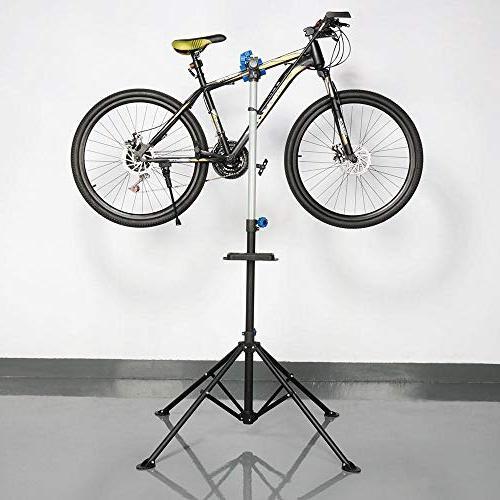 Yaheetech Pro Mechanic Bicycle Repair Workshop Stand Maintenance Rack