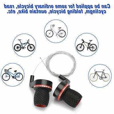 Bicycle Levers Handle Bike Twist Cycle