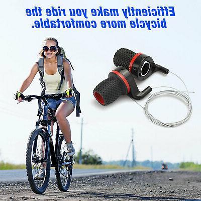 Bicycle Shift Levers Bike Twist Gear Cycle Handlebar