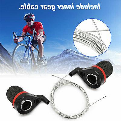 Bicycle Shift Bike Grip Cycle Speed Handlebar