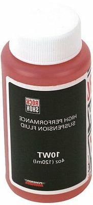 RockShox Bicycle Suspension Oil: 10 Weight  4oz Consumer Siz