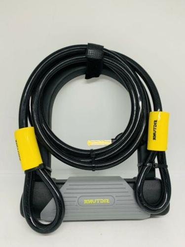 Sigtuna Bike Lock Cable 16mm U-Lock