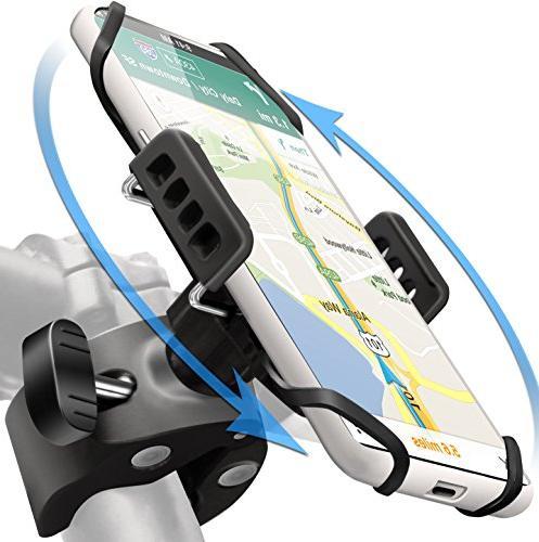 bike phone mount holder universal