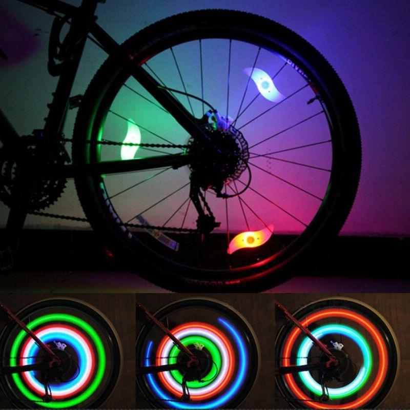 bike spoke light cycling spokelit