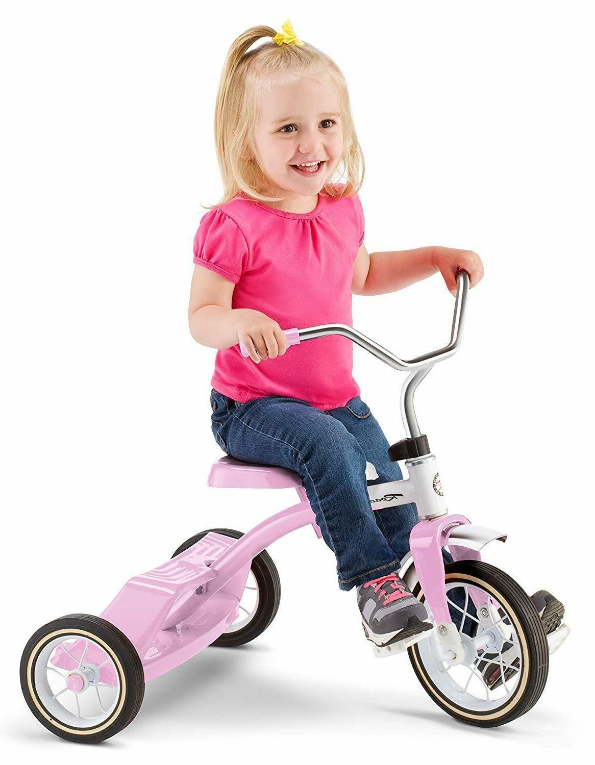 Birthday Gift Roadmaster Dual Deck Tricycle Road Bicycle For