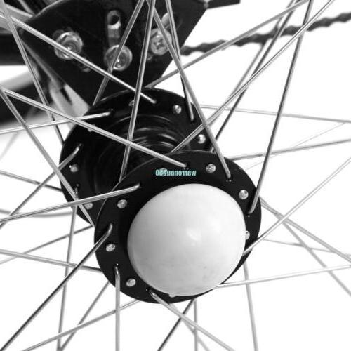 3-Wheel Adult Shimano 6-Speed Bike Bicycle Trike Cruise